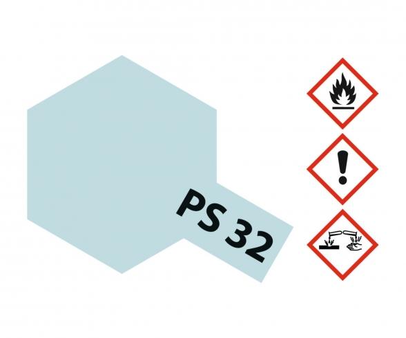 PS-32 Corsa Grau Polycarbonat 100ml