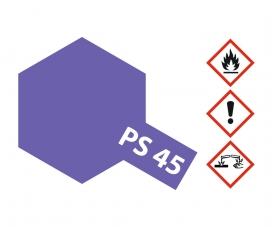 PS-45 Translucent Violett Polyc. 100ml