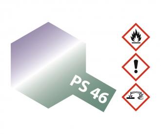 PS-46 Grün-Violett schillernd Poly.100ml