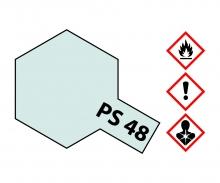 PS-48 Alu-Silber (Chrom) Polyc. 100ml
