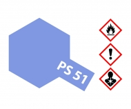 PS-51 Violett eloxiert Polycarb. 100ml