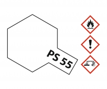 PS-55 Flat Clear Polycarbonat 100ml