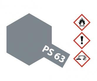 PS-63 Bright Gun Metal