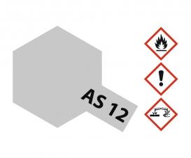 AS-12 Metalsilber (Blank) matt 100ml