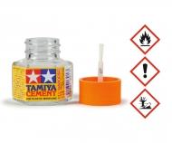 Tamiya Cement w/Brush 20ml