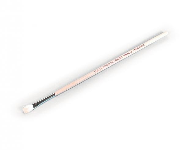 Tamiya Flat Brush No.3 (1)