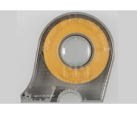 TAMIYA Masking Tape 18mm/18m w/Dispender