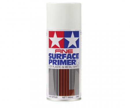 TAMIYA Fine Surface Primer White 180ml