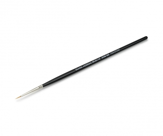 High Finish Pointed Brush, ultra fine
