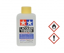 Lacquer Thinner 250ml