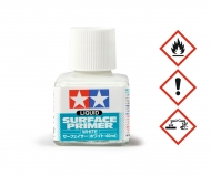 Tamiya Liquid Surface Primer White 40ml