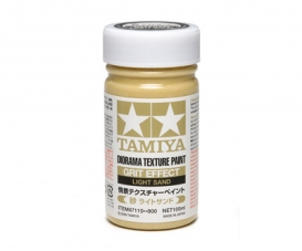 Texturfarbe Sand/Sandhell100ml Diorama