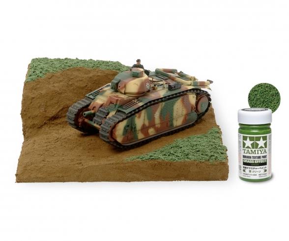 Texturfarbe Gras/Grün 100ml Diorama