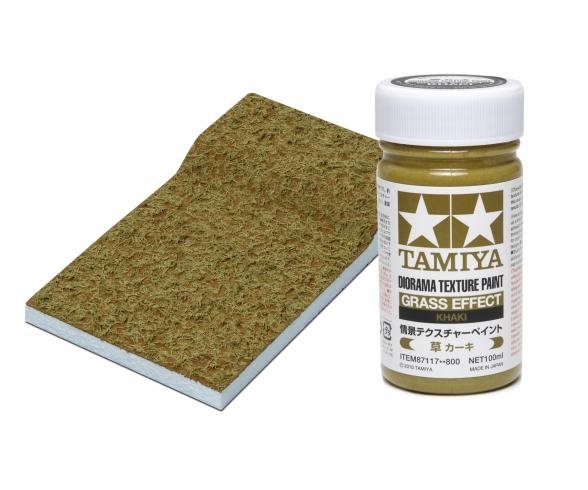 Diorama Text.Paint Grass/Khaki 100ml