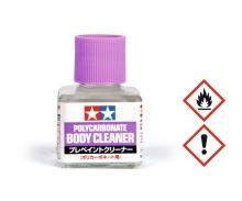 Polycarbonat-Karosserie Reiniger