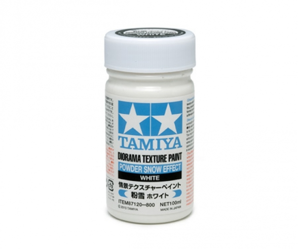 Diorama Texture P.Powder-Snow/White100ml
