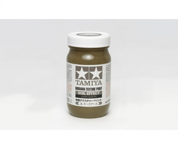 Diorama Texture Paint Soil/Brown 250ml