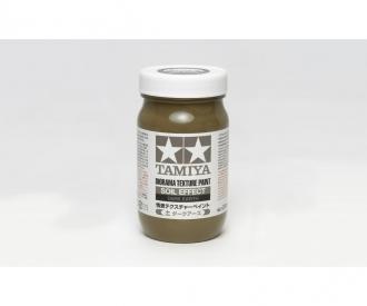 Texturfarbe Erde/Braun 250ml Diorama