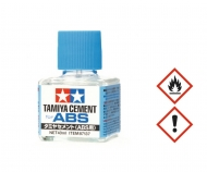 TAMIYA ABS-Cement 40ml  Bottle