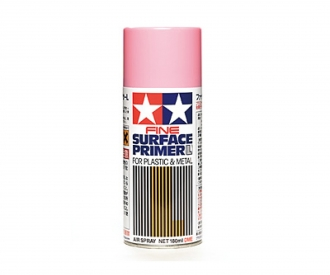 TAMIYA Fine Surface Primer L (Pink)180ml