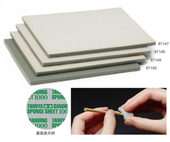 TAMIYA Sanding Sponge Sheet 1500