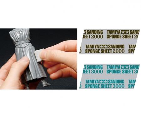 TAMIYA Sanding Sponge Sheet 3000