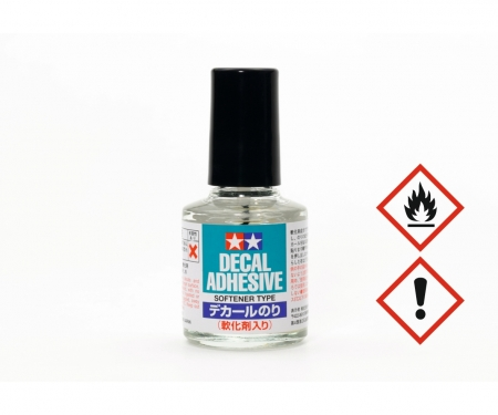 Decal Adhesive Soft / Haftmittel 10ml