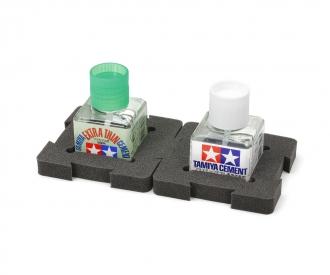 40ml Square Bottle Holder 80x80mm (1)