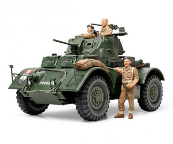 1:35 WWII Brit.Arm.Veh. Staghound Mk.I