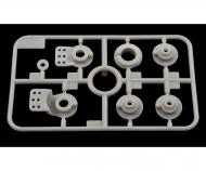 DT-01/02/DF-03 P-Parts Servo Saver