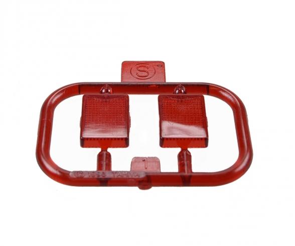 S-Teile Gläser rot King Hauler 56301