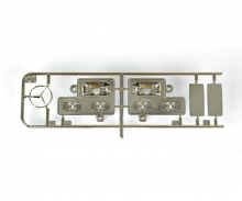 Q-Teile Scheinwerfer-Reflektoren MB 1838