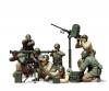 1:35 Fig.-Set US Gun/Mortar Tro.(8)