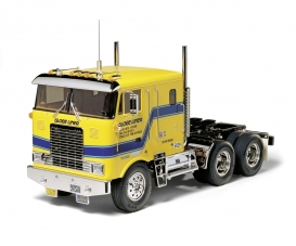 1:14 RC Globe Liner Cab Over Kit