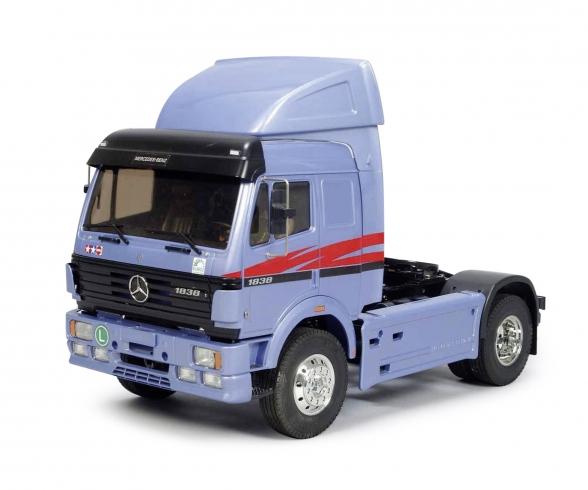 1:14 RC Mercedes-Benz 1838 LS Kit