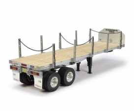 1:14 RC Flatbed-Semi Trailer Kit