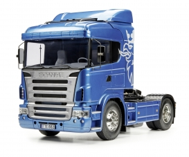 1:14 RC SCANIA R470 Highline 4x2 Kit