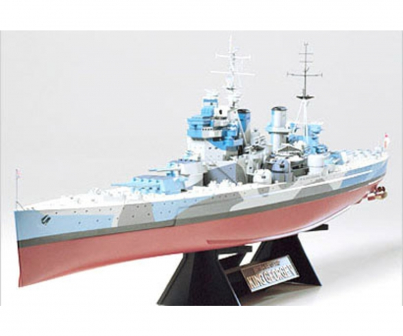 1:350 Brit. Battleship King George V