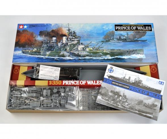 1:350 Brit. Prince of Wales Battlesh.