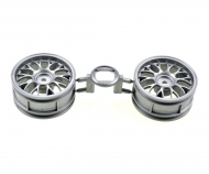1:10 Y-Spoke Wheels grey 26mm (2)