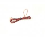 MFC 5mm LEDs rot Rückleuchten (2) J19