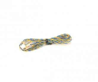 MFC LED-Set (2) 5mm gelb Blinker J23/24
