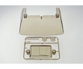 E-Teile Scheiben getönt Lunch Box