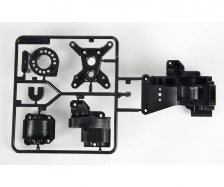 TA-01/Top Force B-Parts Rear Gear Case