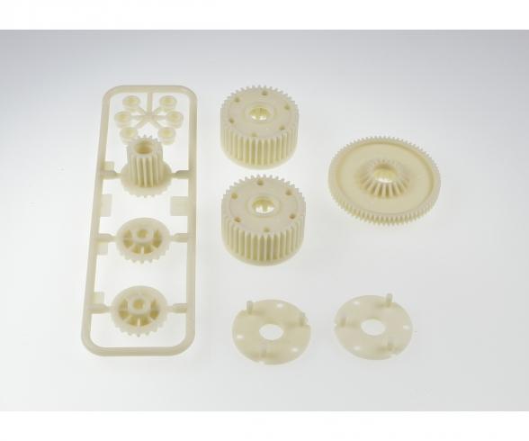 TA-01/DF-01 G-Parts gear