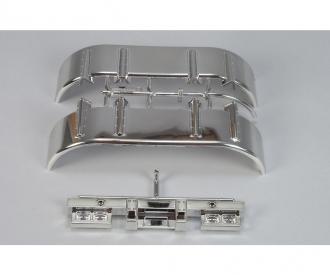 A-Teile Kotflügel chrom 56303/56302