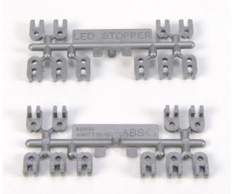 LED-Befestigungen (10+10) 58390