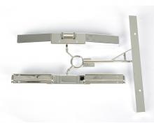 J-Parts Chrome clod buster bumpers 58065