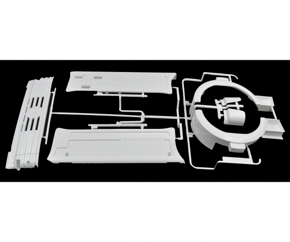 N-Parts Front Grille/wheel housing 56305