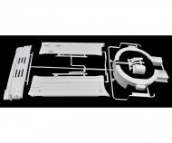 N-Teile Frontgrill/Radlauf MB 1838 56305